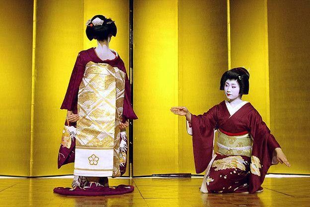 maiko & geisya 舞妓と芸者