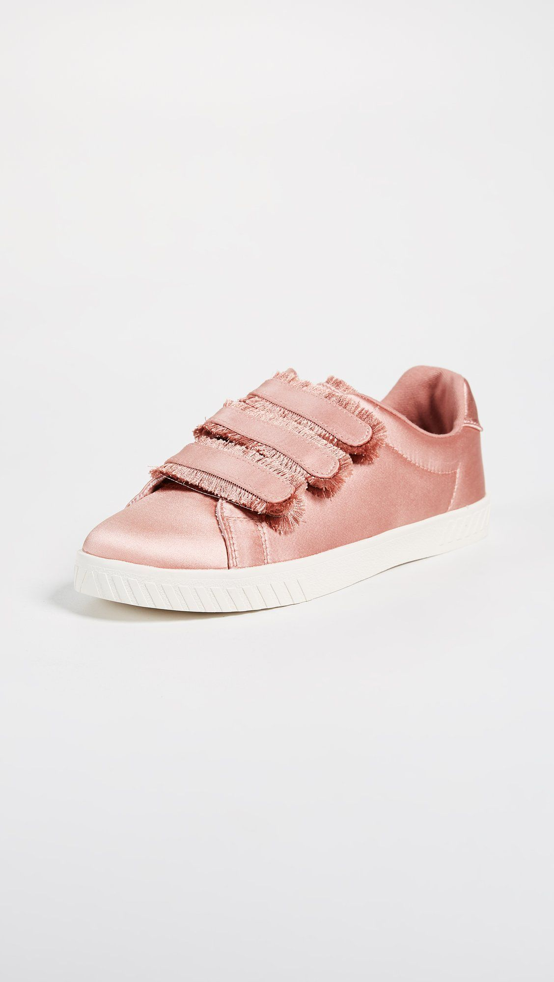 Tretorn Carry Fringe Velcro Sneakers Zapatillas