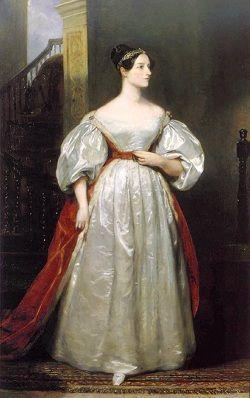 """Hoy es el día de Ada Lovelace, la """"condesa"""" de la programación @ gaussianos.com"""