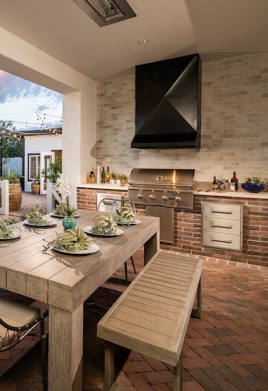 Fabulous outdoor kitchen ideas for rv made easy #kitchenlayout #kitchencolor #kitchencabinet ...