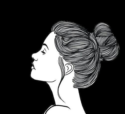 gambar wajah gambar wajah sketsa cara menggambar pinterest