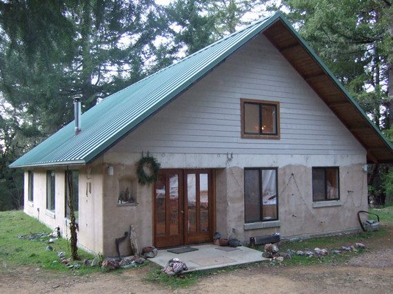 Alternative Building In The Willits Area Earth Homes Rammed