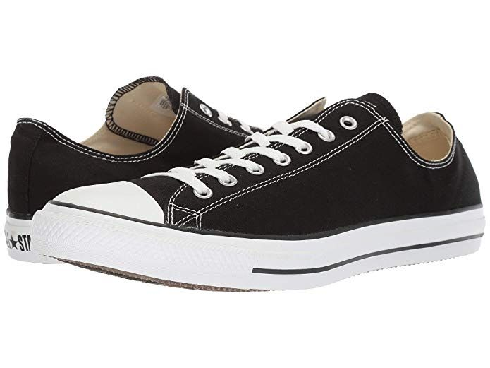 a8b2059401ab99 Converse M9166  Chuck Taylor All Star Unisex Ox Low Top Black Sneakers  Review