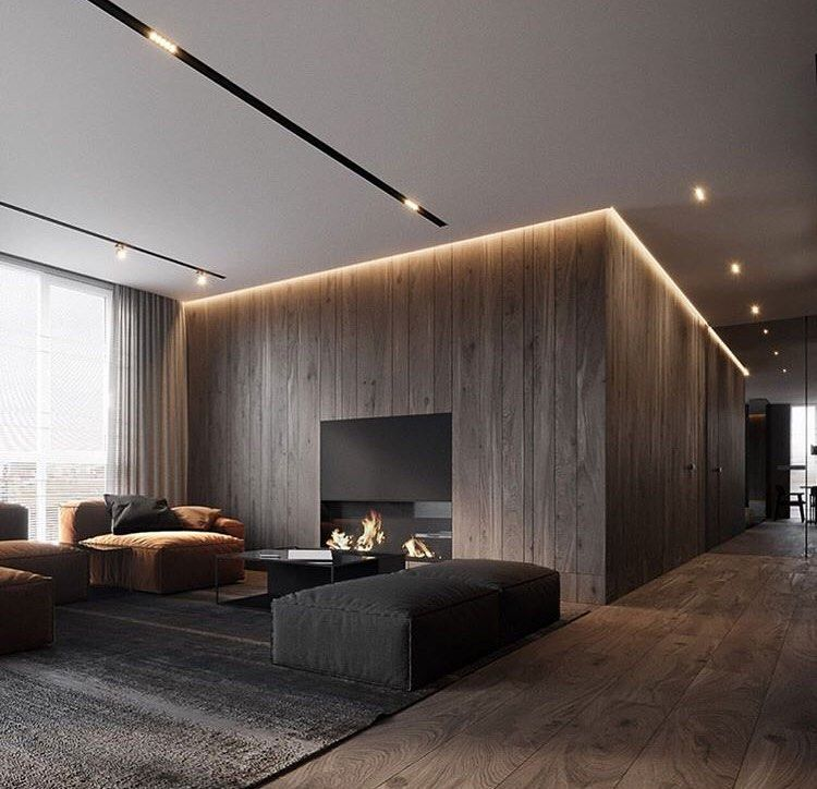 Follow Pureinsides For More What Do You Think Of This Living Room Design By Homeadore Apartment Interior Living Room Design Modern Interior