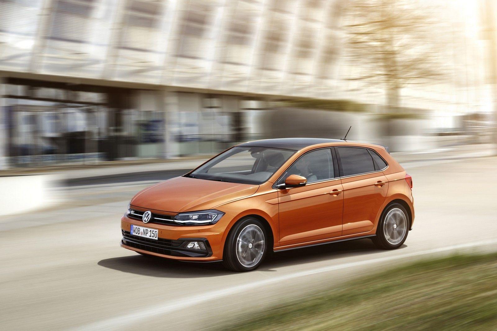 Volkswagen 2018 volkswagen polo
