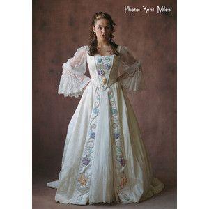 Colonial Ball Dresses