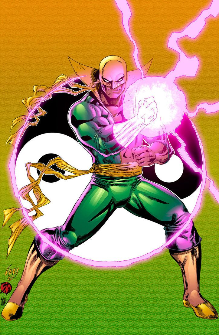 Image result for iron fist marvel comics