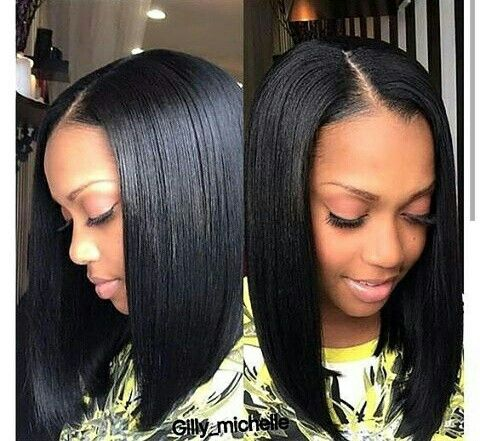 Bob Hairstyles With Weave Amazing Pinbabyj✨ On Hair  Pinterest  Bobs Bob Styles And Hair Style