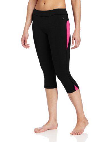 42619bd814da29 Danskin Women's Knee Length Capri Legging « Clothing Impulse ...
