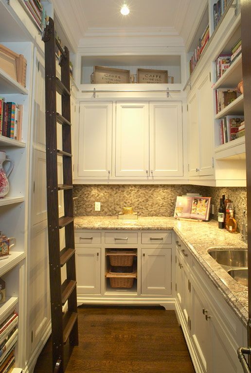 Servery/Pantry designed by CMID www.cmidesign.ca #CMID