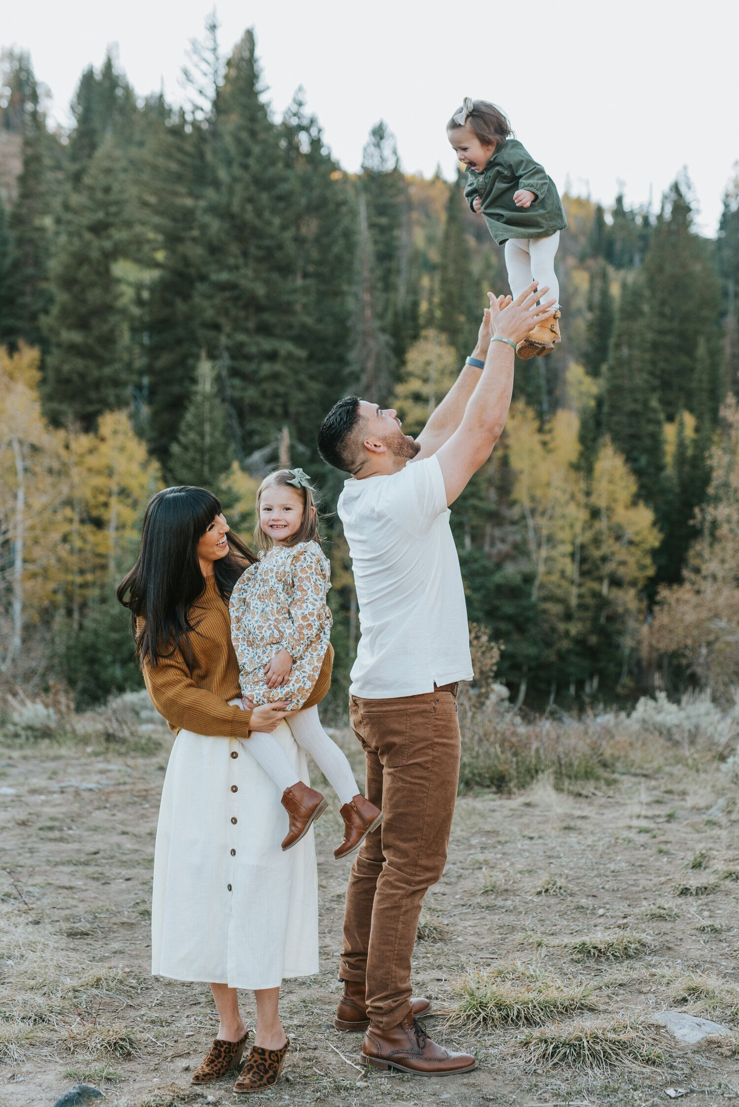 Butterfield Extended Family Portraits | Northern Utah Family Photographer — Kristi Alyse Photography