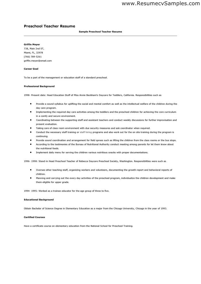 Yoga Teacher Resume Research Paper On Autismthe Center For Autism And Related