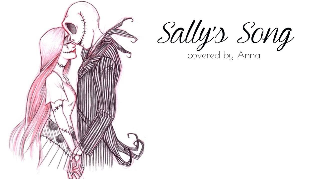 Sally\'s Song (Nightmare Before Christmas) 【Anna】   music ...