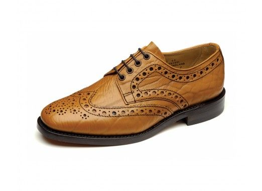 Loake English shoes - brogues!!! get some!