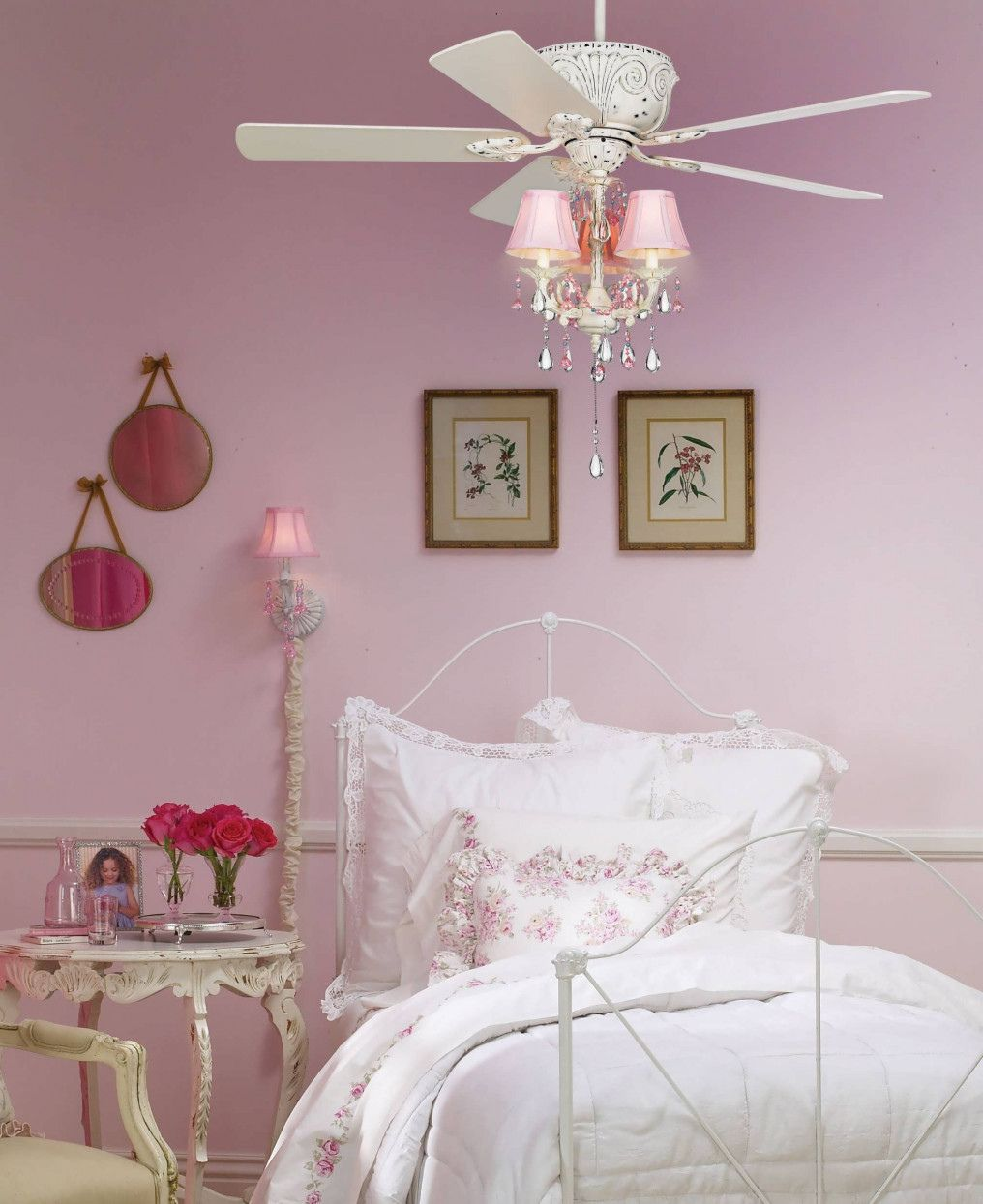 20 Bedroom Chandelier Designs Decorating Ideas: 2018 Small Chandelier For Girls Room