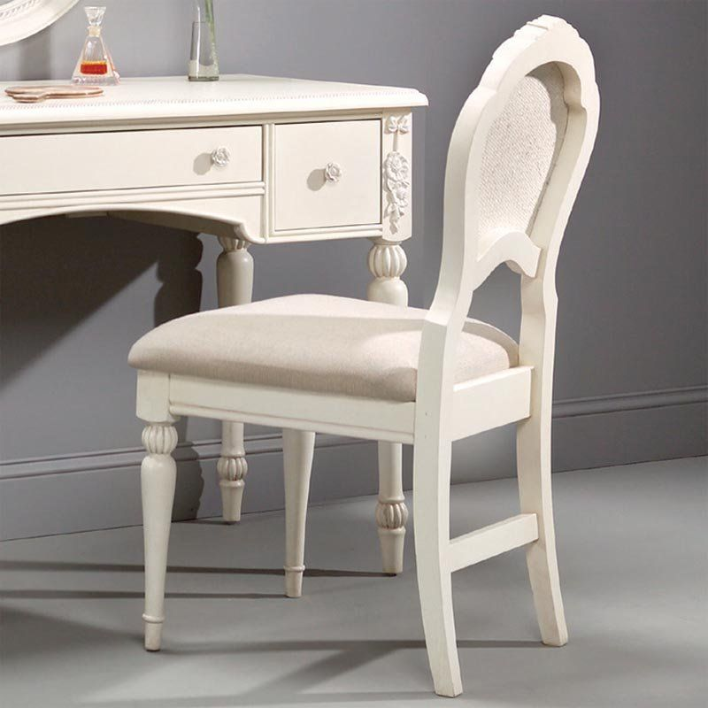 Have to have it. Cheri Bedroom Vanity Chair $174.00 | For the ...