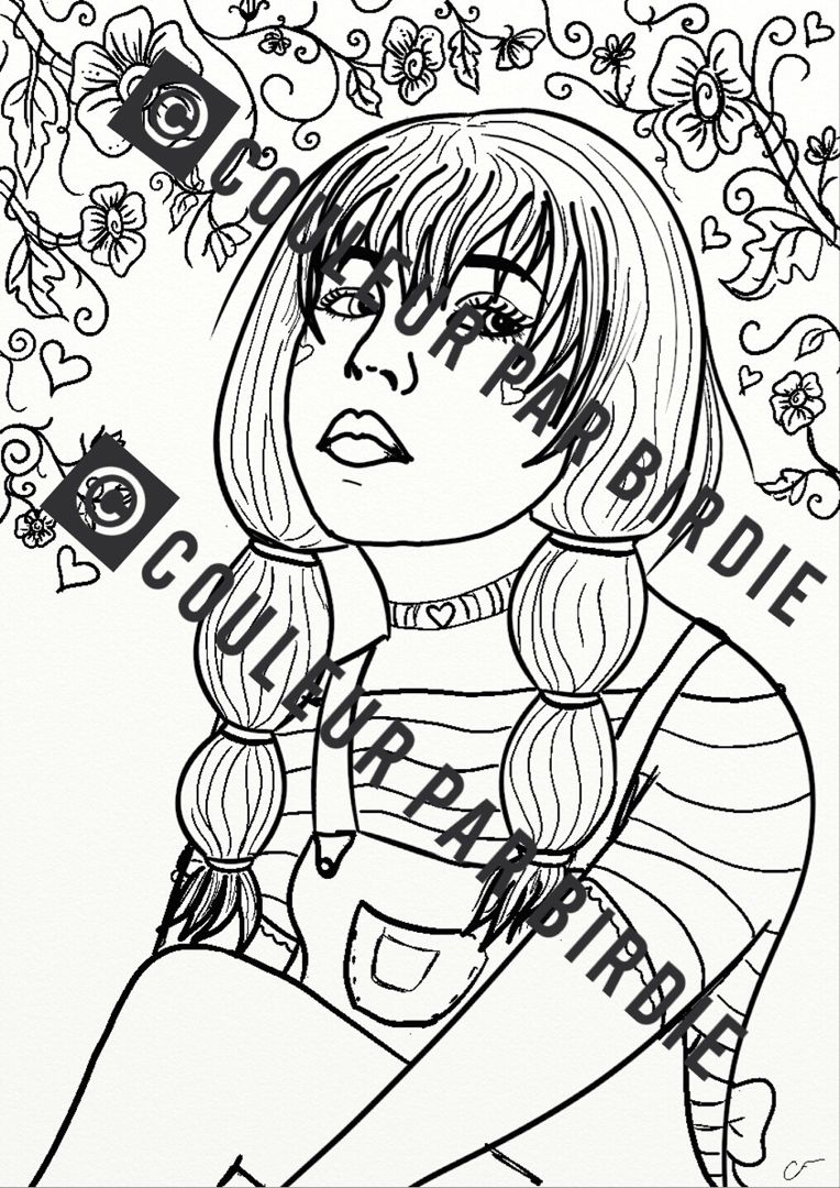 17+ Create custom coloring pages info