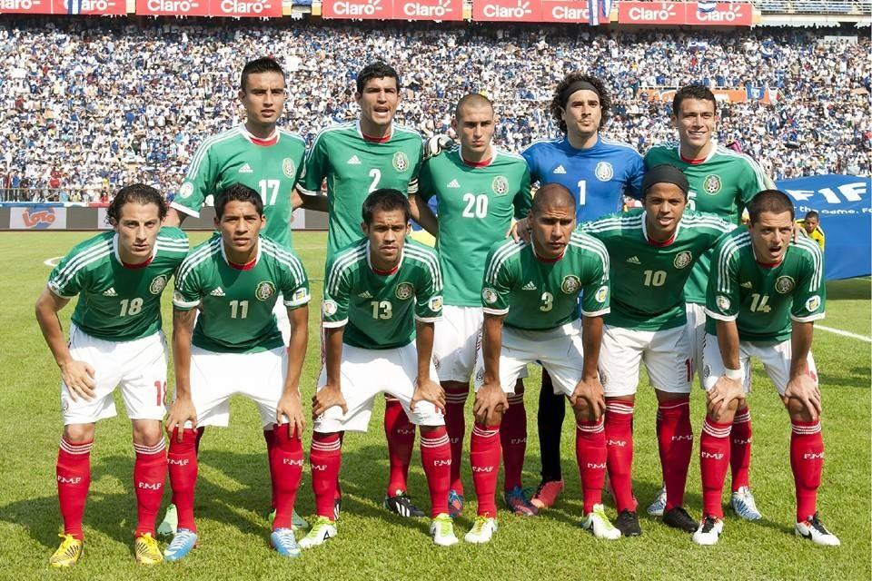 Mexico International Soccer Team Mexico Soccer Team Wallpaper Soccer
