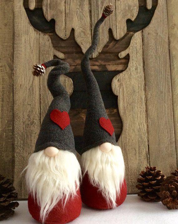 schwedische norweger tomte nisse gnome oder santa l sst christmas decor valentinstag oder. Black Bedroom Furniture Sets. Home Design Ideas