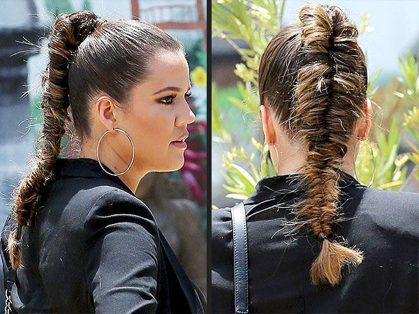 Khlo kardashian odom on the two things you must wear this summer khlo kardashian hair pmusecretfo Choice Image