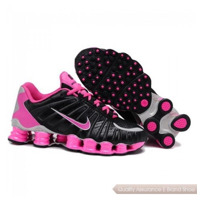 Nike Shoes Shox Tlx Black Pink Women'S Coming