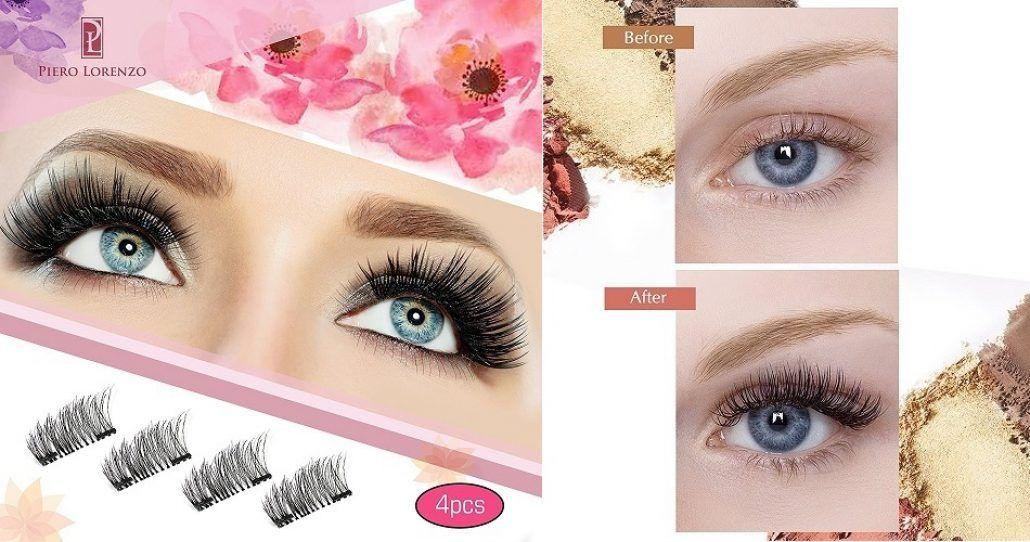 Reusable FullSize Gluefree Dual Eyelashes