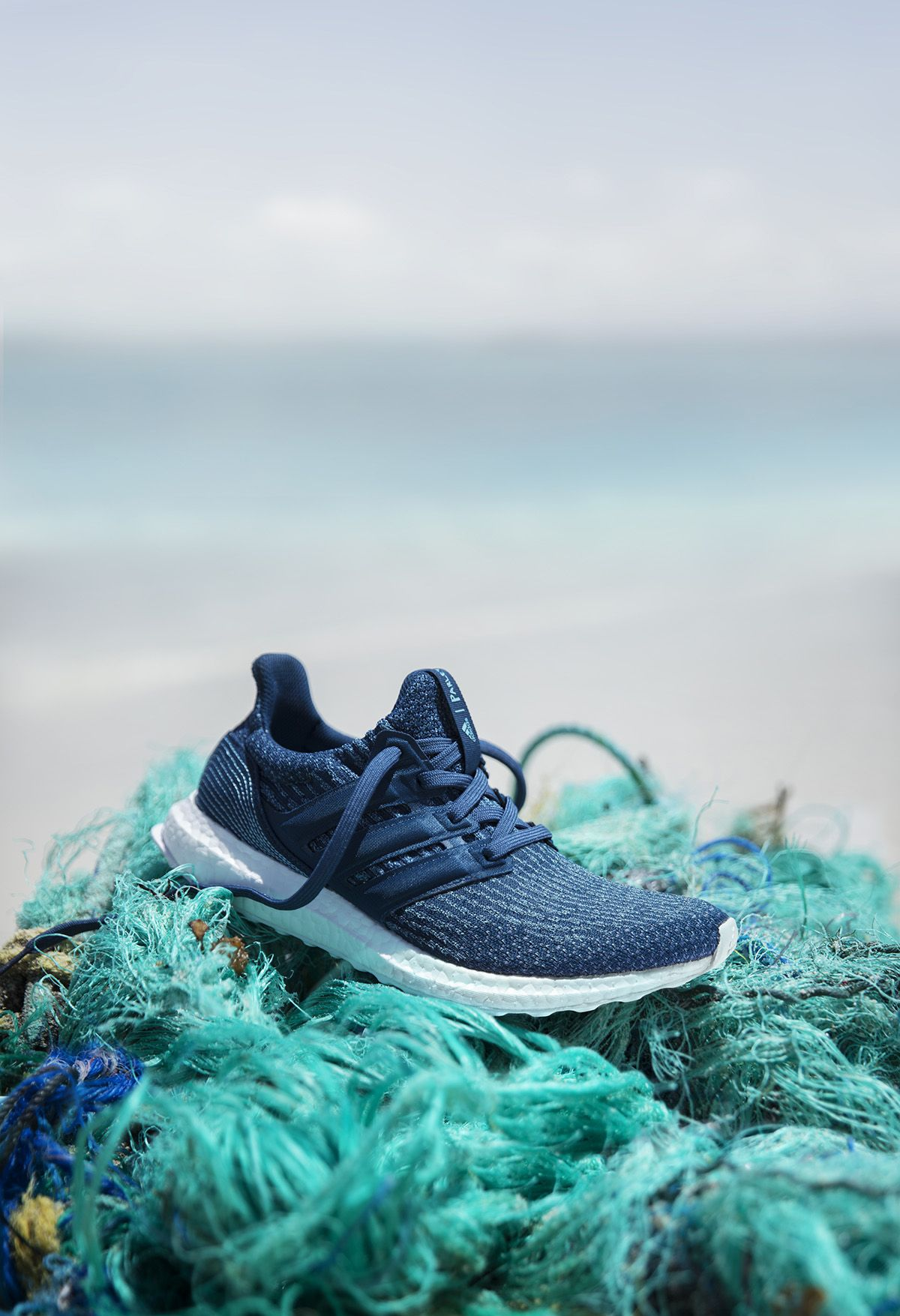 Adidas & Parley Fight for Our Oceans With New UltraBoost's