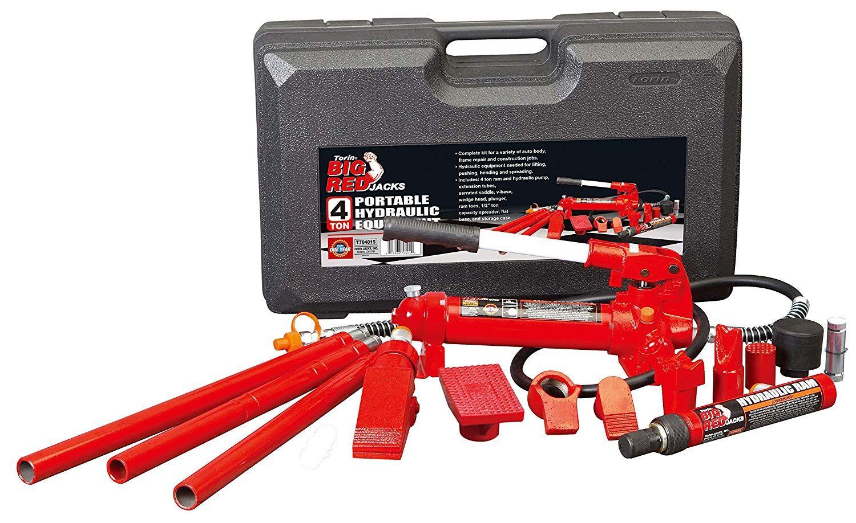 Torin Big Red Portable Hydraulic Ram Auto Body Frame