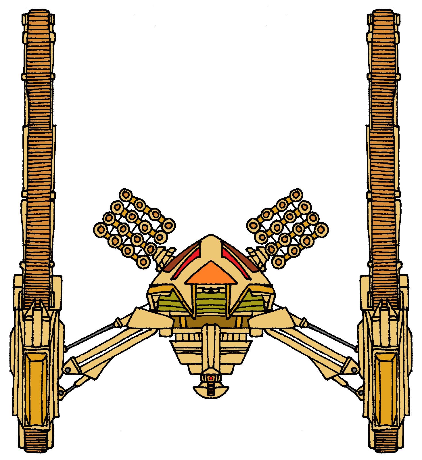 Hailfire Droid Tank