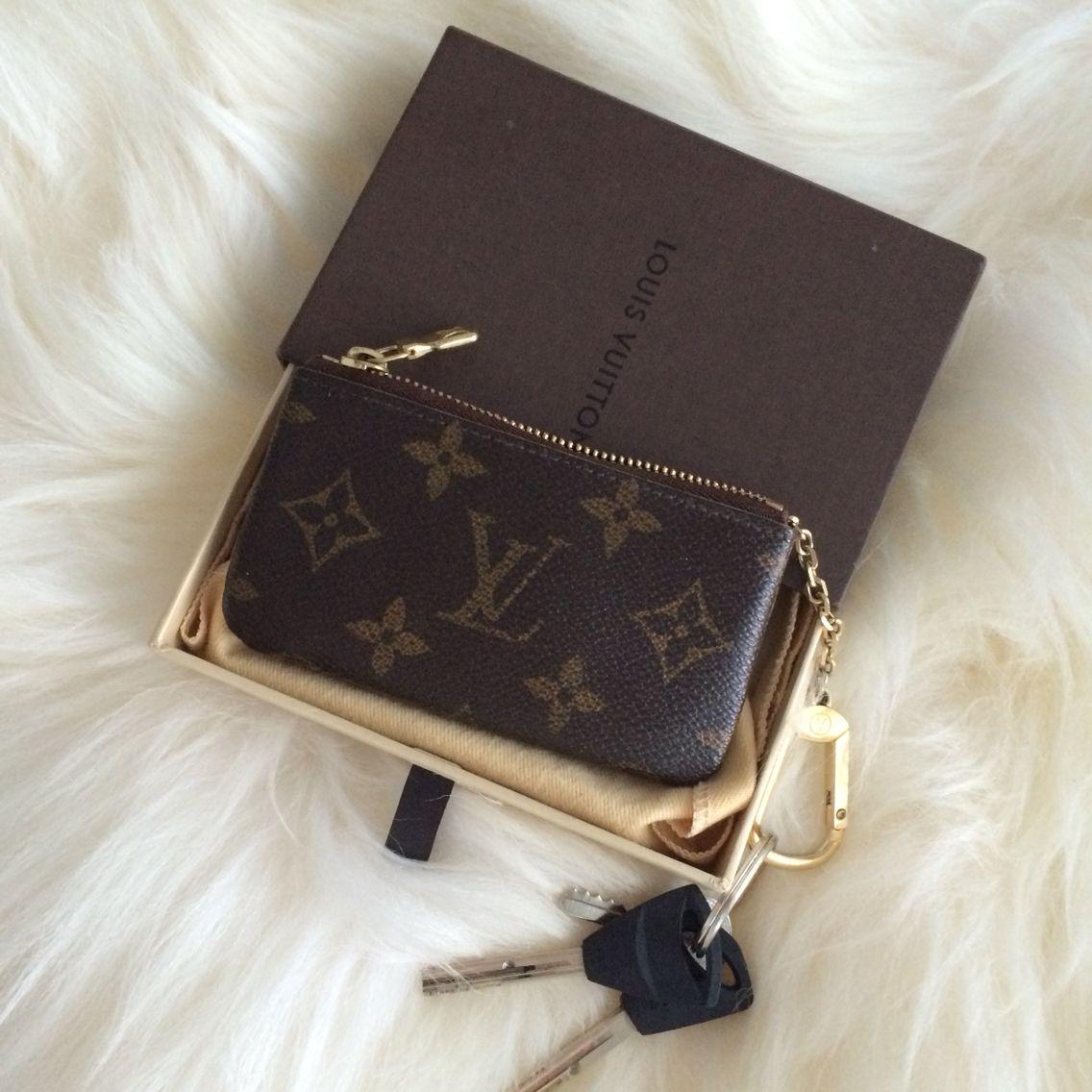 481d1a724124 Louis Vuitton - Key Pouch