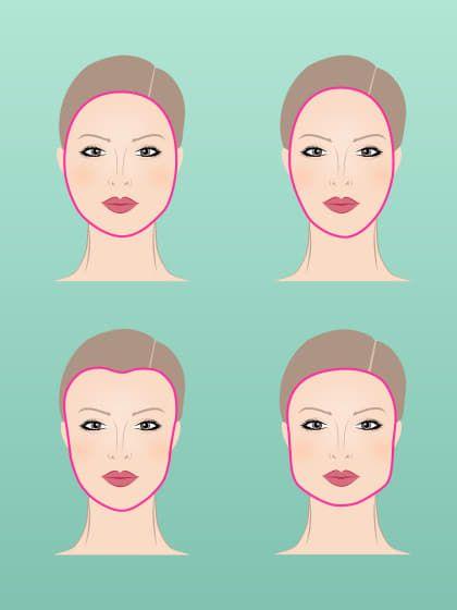 Welcher Haarschnitt Passt Zu Deiner Gesichtsform Frisur Gesichtsform Kurzhaarfrisuren Rundes Gesicht Und Frisuren Mittellanges Haar Rundes Gesicht
