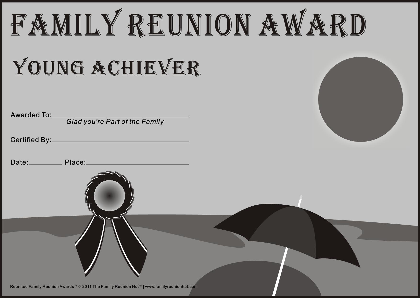 Reunion Activities