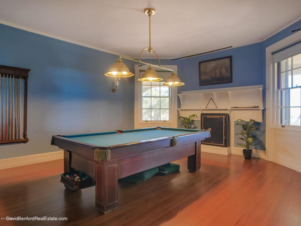 Live Oaks Located In Wilmington, NC Was Designed By Henry Bacon, Who Also  Designed The Lincoln Memorial. The Idea Of A Pool Room Is So Much Fun!