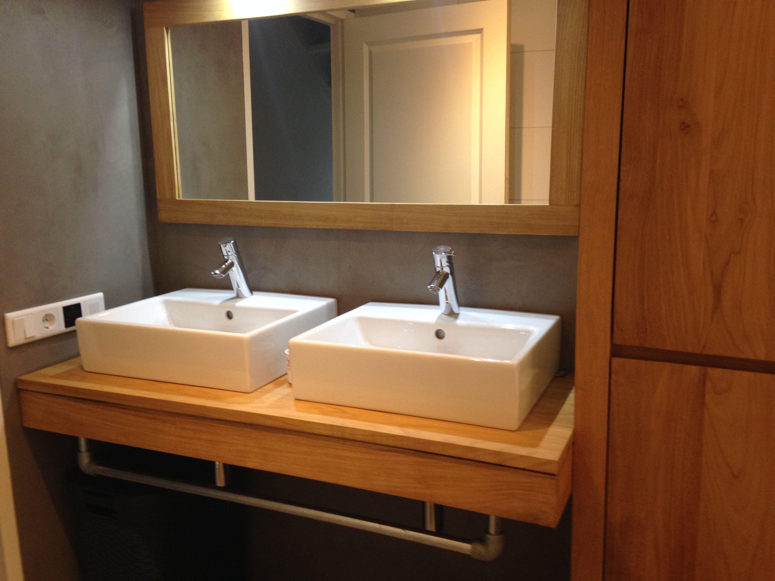 Wil je wat bijzonders voor in je badkamer? Met een #badkamermeubel ...