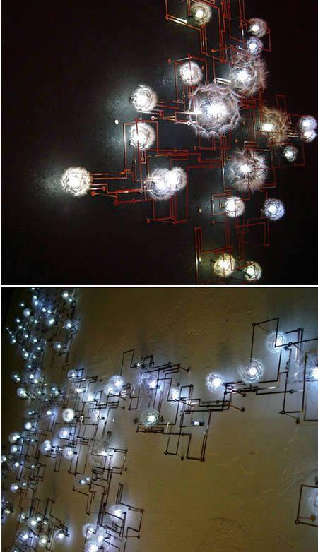 15 Strangest Lamps Drop Light Cool Lamps Oddee Coole Lampen Lampen Lampe