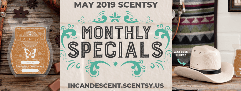 73ecd1dead251 SCENTSY MAY 2019 WARMER   SCENT OF THE MONTH – COUNTRY BORN COWBOY HAT  SCENTSY WARMER   SADDLE UP