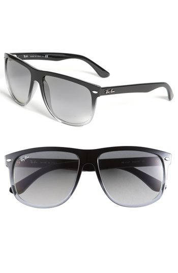 83aebe2a4618d Ray-Ban Boyfriend Flat Tops. My current sunglasses for this season ...