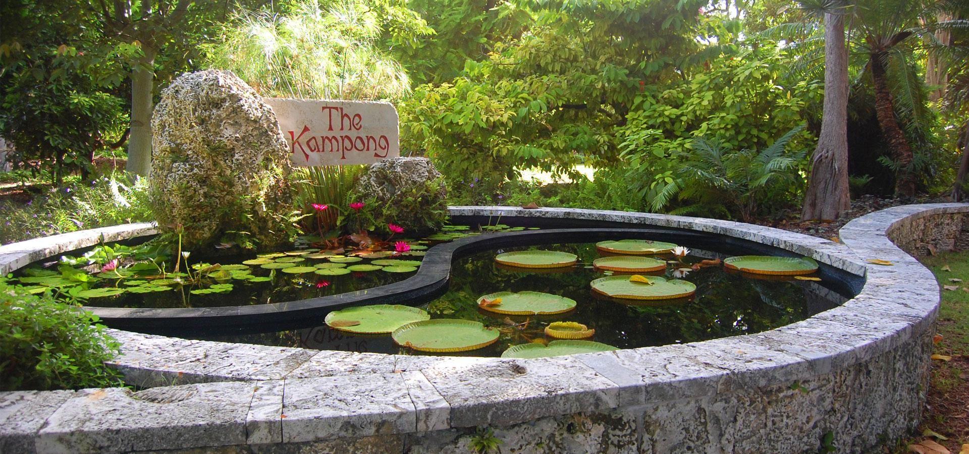 The Kampong National Tropical Botanical Garden Wedding