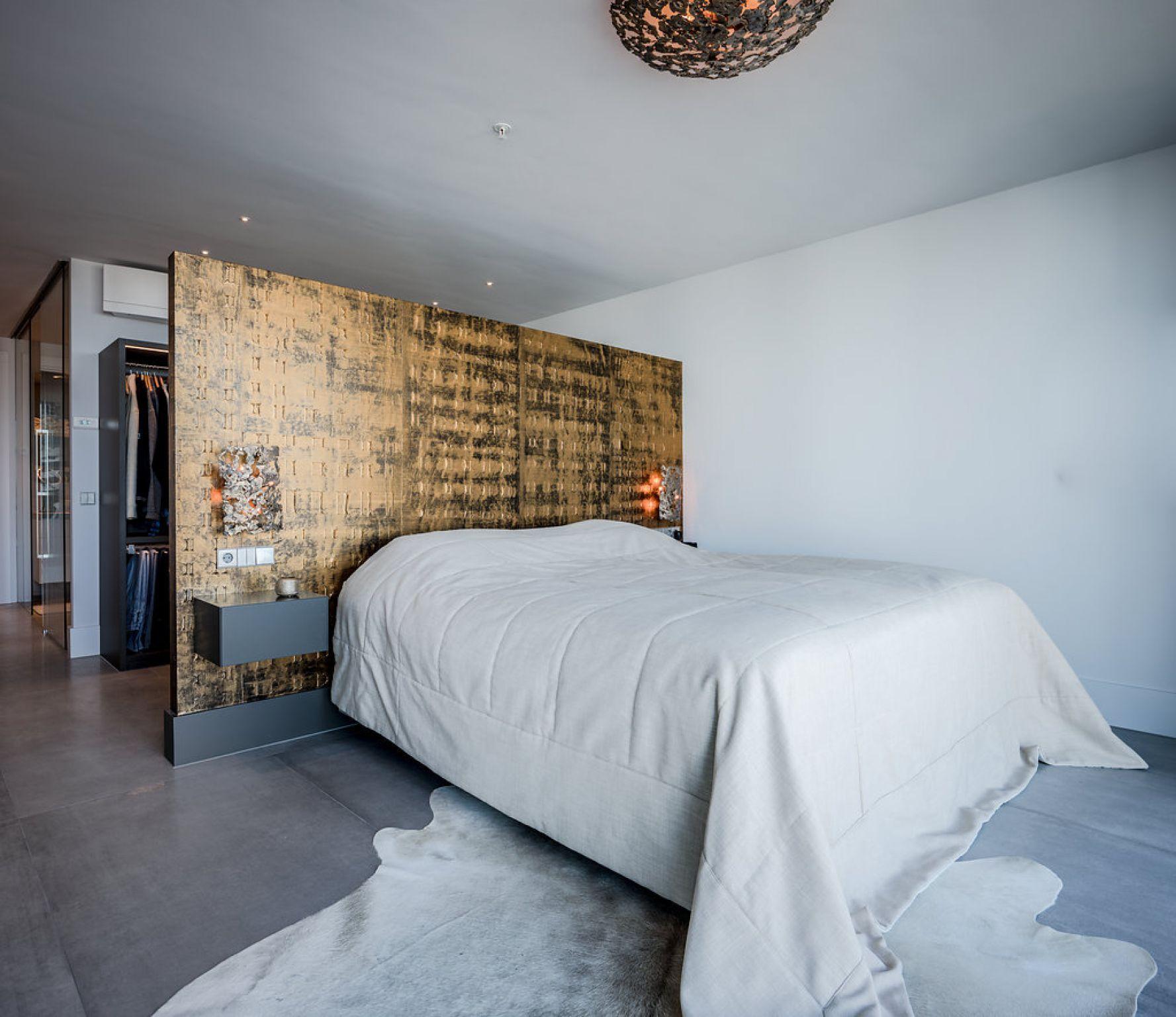 Groeneveld & Poirot   Maatwerkinterieur slaapkamer, droomappartement ...