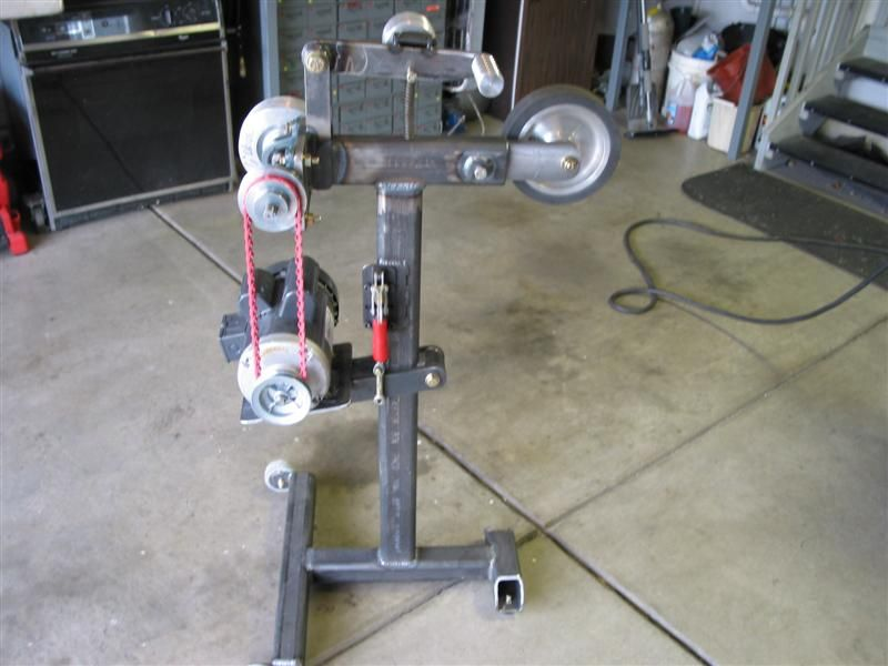 9 Bench Mount Disc Grinder