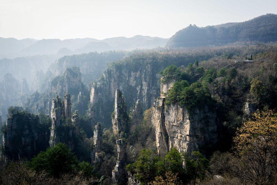 Tianzi Mountain View by Julian Au on 500px