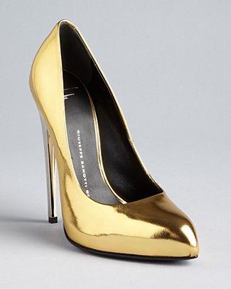 9e01620e4524 Giuseppe Zanotti Pointed Toe Pumps - Frida High Heel ...