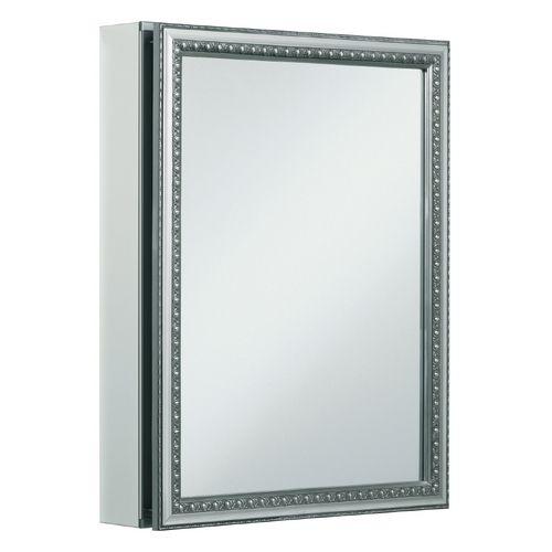 Bathroom Mirrors Kohler 20 Quot W Recessed Medicine Cabinet