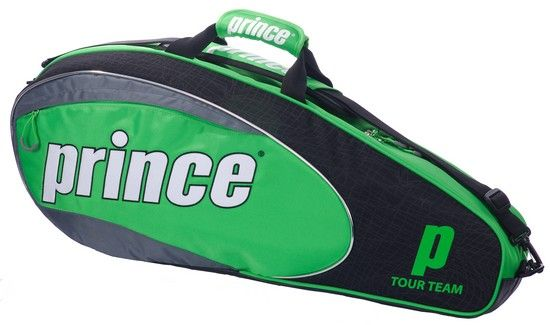 Prince Tour Team Triple Tennis Bag Green Gear Online Offer The Best Range And Lowest Prices From Head Wilson Babolat Nike Adidas For Racquets
