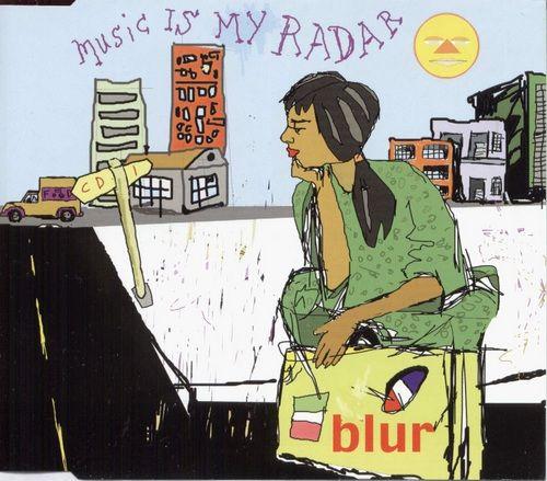 Images For Blur Music Is My Radar Music Album Covers Graham Coxon