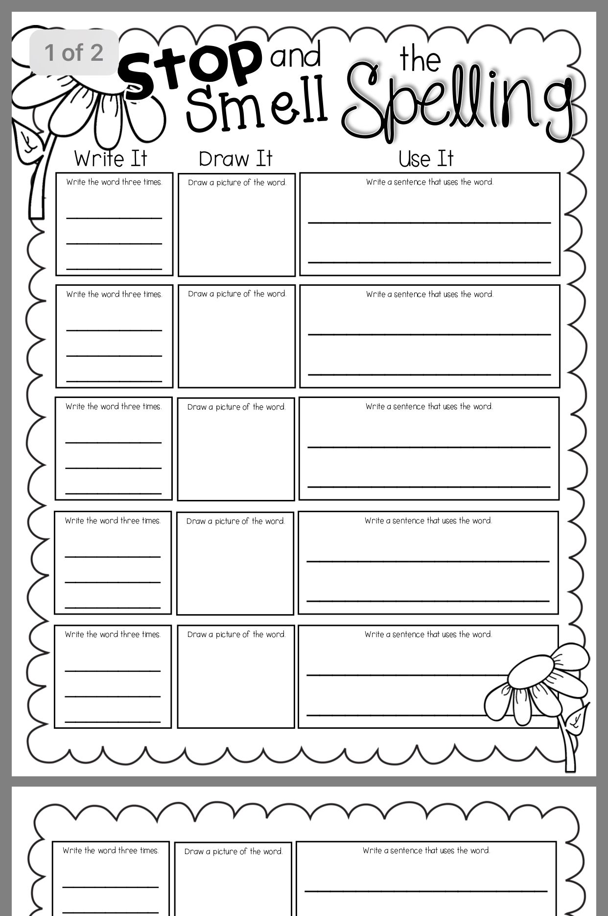 Worksheets Image By Rp