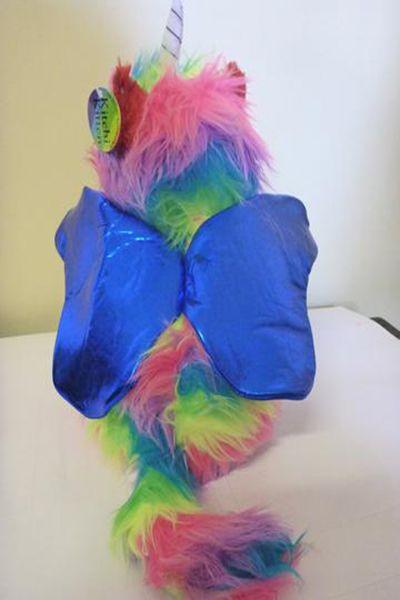 Rainbow Butterfly Unicorn Kitten Toy Stuffed Animal Plus Toy Fun