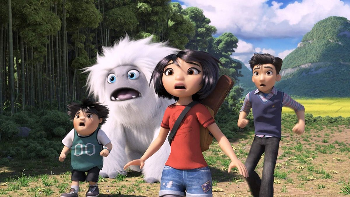 'Abominable' Charming Story of Teenage Violinist Yi And Quest To Bring Magical Yeti Home