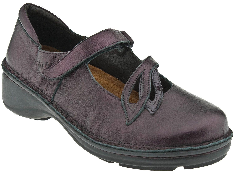Naot Primrose Shoe (Peacock ) \u003d purple
