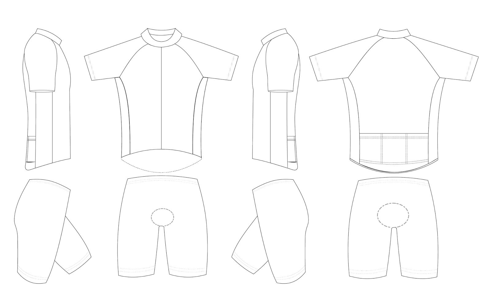 Cycling Jersey Design Template Illustrator Jersey Kekinian Inside Blank Cycling Jersey Template Great C In 2020 Cycling Jersey Design Jersey Design Design Template